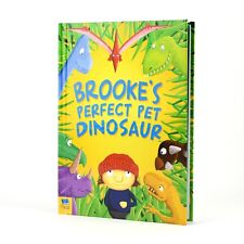 Personalised Children Book Perfect Pet Dinosaur - Hardback - Be In The Story
