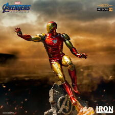 Iron Studios 1:10 Scale Iron Man MK85 Statue The Avengers End Game Figure Toys
