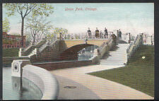 America Postcard - Union Park, Chicago   DR763