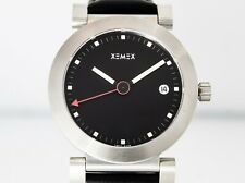 XEMEX Designer Men's Automatic Watch Polkadot Number Stainless Steel