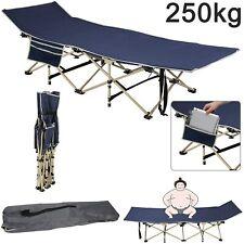 190cm Feldbett Campingbett Klappbett Camping Liege 250kg Gästebett klappbar