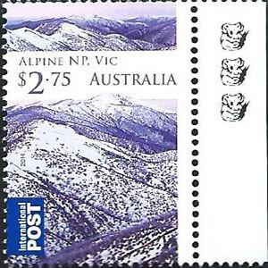 "2014 $2.75 ""Alpine NP Vic"" Right Side 3 Koala Reprint: MNH"