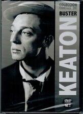 Buster Keaton - Colección de Cortos Vol. 2 (DVD Nuevo)