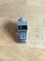Vintage Wilson Acme Thunderer Whistle Silver Nickel Plate England Loud Sound