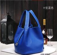 26bbcb2e149 Womens Genuine Leather Handbag Tote Shoulder Messager Bag Satchel Bucket bag  HOT