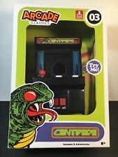 Atari Arcade Classics Centipede #3 Handheld Mini Game - New -