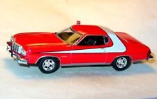 1976 76 FORD TORINO STARSKY & HUTCH COLLECTIBLE DIECAST TOY CAR -Red