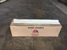 "Welding Ceramic Backer 1""X1""X5/16"" 100 feet Backing steel stainless"