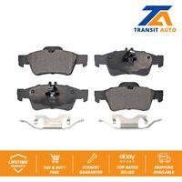 Rear Ceramic Brake Pads Fits C230 C250 C300 C350 C63 AMG E350 E550 GLK250 GLK350