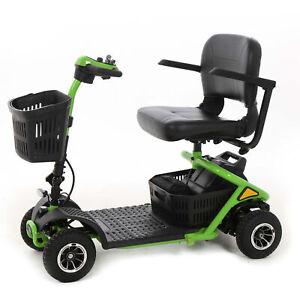 Mini 4 Mobility Scooter Range MINI-4 & MINI-4 PLUS Quick-release Assembly