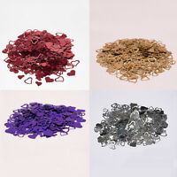 Mixed Sparkle Heart Wedding Confetti Table Decoration Party Sprinkles Scatter