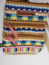 Lily Bloom Karma Multi Section Cross body Mini Shoulder Bag