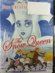 HANS CHRISTIAN ANDERSEN'S THE SNOW QUEEN DVD-Brand New & Sealed