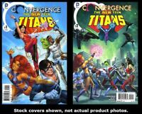 Convergence: New Teen Titans 1 2 Complete Set Run Lot 1-2 VF/NM