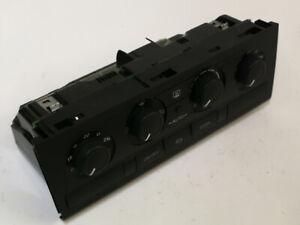 Audi A6 C6 4F AC Heater Climate Control Panel Switch Black Unit 4F1820043T