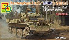 """Classy Hobby 1/16 Panzerkampfwagen II Ausf.L """"Luchs"""" (Sdkfz.123) Light Reconnais"""