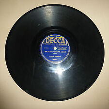 PRE WAR BLUES 78RPM RECORD -LONNIE JOHNSON - DECCA 7537
