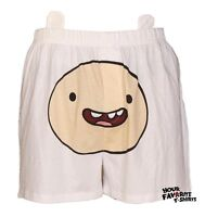 Adventure Time With Finn And Jake Finn Face Adult Boxer