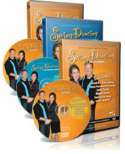 Learn SWING PACK 3 Dance Videos - Trautman Lessons DVD