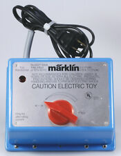 Märklin #6627 30 Watt Transformer for H.O. & Maxi One Gauge, Excellent Condition