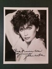 Suzanne Pleshette signed photo- JSA Certified - Pose 9
