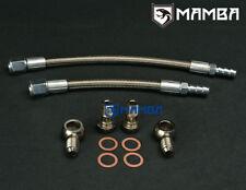 Turbo Water Hose Line kit Mitsubishi 4G63T DSM 1G 2G TB25 Eclipse Eagle Talon