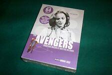 COFFRET NEUF 2 DVD CHAPEAU MELON ET BOTTES DE CUIR THE AVENGERS SAISON 3