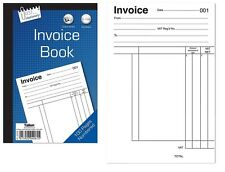 Duplicate Invoice Book For Receipts Carbon Copy Paper Order Pad Cash Purchase