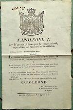 1285-PERIODO NAPOLEONICO, TERRENI COMUNALI INCOLTI DATI IN AFFITTO O ALTRO, 1806
