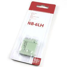 NB-6LH Camera Battery For Canon IXUS SX170 SX600 SX610 SX700 SX710 S120 SX240 HS