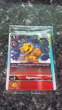 Agumon - P-001 Digimon Card Game Promo CCG Holo Foil