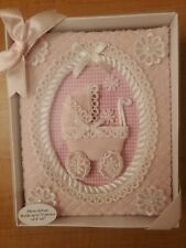 Baby Girl Pink Photo Album