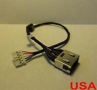 DC Power Jack Socket Plug in Cable Harness for Lenovo Ideapad G50 DC30100 LD LE