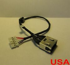 DC Power Jack Socket Plug in Cable Harness for Lenovo Ideapad G50 DC30100LE USA