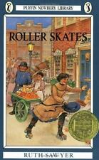 Roller Skates (Newbery Library, Puffin), Ruth Sawyer, 0140303588, Book, Acceptab