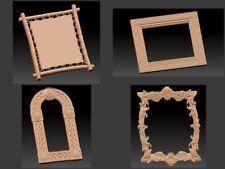 40 pcs Frame models STL files set # 3 - Model for CNC Router Machine