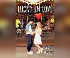 Lucky In Love by Kasie West (2017, MP3 CD, Unabridged)