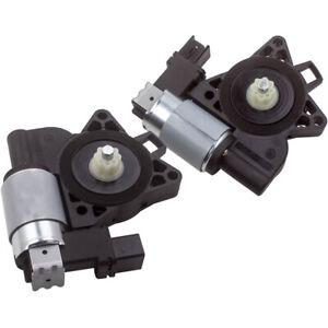 Power Window Regulator Lift Motor Front Left & Right For Mazda 3 5 6 CX-7