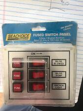 Seachoice Rocker Switch Panel Position 50-12531