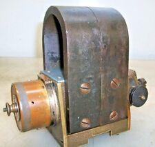 BOSCH DU2 2 CYLINDER MAGNETO Antique Motorcycle Gas Engine # 453028