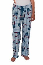 Disney Women's Ultra-Soft Character Plush Drawstring Pajama Pant