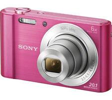 Pink Sony Cyber-shot Digital Cameras