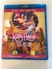 Katy Perry: Part of Me, 2 Discs (Blu-ray, DVD, Digital Copy, 2012)