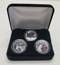 World War 2 Collectible Commemorative Coins in Gift Box (Quarters)