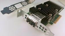 Dell T93GD SAS 12G HBA CARD f/MD3400 8 EXT CHANNELS SAS SATA3 9300-8e 2PHG9