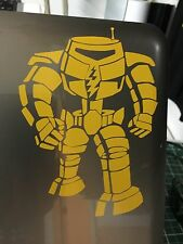 The Big Bang Theory Robot Sticker Sheldonbot Sheldon Shirt Bot