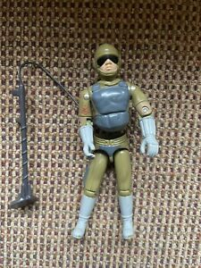 GI Joe Tripwire  100% Complete but seperated - Mine from Childhood