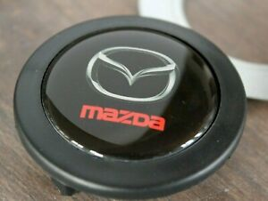 Horn Button fits MAZDA Fits MOMO RAID SPARCO NRG Steering Wheel Sport
