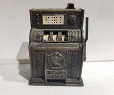 Slot Machine Die Cast Metal Pencil Sharpener