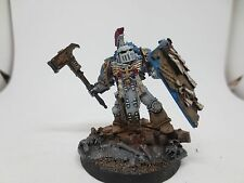 Forge World Games day 2011 Space Marine Well Painted World Eaters 30K OOP G132